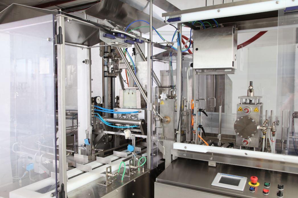 Equipo de montaje de producción automática de bolsas